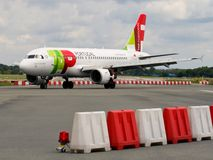 TAP Portugal Stock Photos