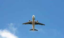 TAP Portugal-Fluglinienflugzeuge lizenzfreie stockfotografie