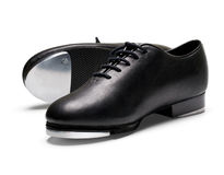 Tap shoes Royalty Free Stock Image