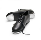 Tap shoes stock image