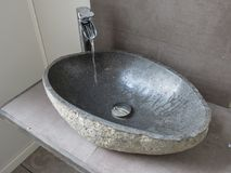 Tap and sink Royalty Free Stock Images