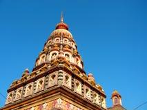Tapa colorida del templo Fotografía de archivo