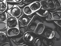 Tapa de aluminio imágenes de archivo libres de regalías