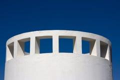 Tapa de la azotea de Gran Canaria Foto de archivo libre de regalías