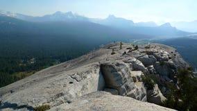Tapa de la bóveda de Lembert, Yosemite Fotos de archivo