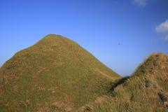 Tapa de la colina Fotografía de archivo libre de regalías