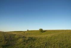 Tapa de la colina de faro Fotografía de archivo libre de regalías