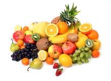 Tapa de la fruta Foto de archivo