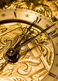 Tapa de la hora fotos de archivo libres de regalías