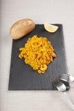 Tapa de Paella Image libre de droits