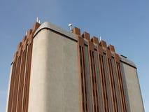 Tapa del edificio industrial y de oficinas Imagen de archivo