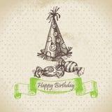 Tapacubos y dulces Foto de archivo libre de regalías
