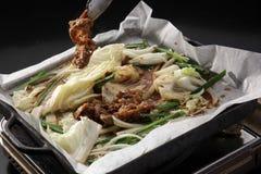 Tapanyaki Royalty-vrije Stock Fotografie
