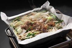 Tapanyaki Royalty-vrije Stock Afbeeldingen