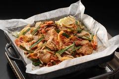 Tapanyaki Royalty-vrije Stock Foto's