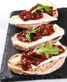 Tapas appetizers Stock Photos