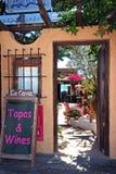 Tapas bar, Mojacar. Royalty Free Stock Photo