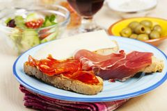 Tapas Stock Images