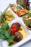 Tapas dishes Stock Photography