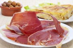 Tapas espagnols Image stock