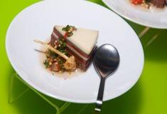 Tapas gastronomici 3 Immagini Stock Libere da Diritti