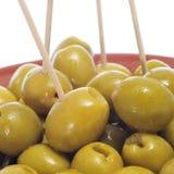 Tapas olives Photo libre de droits