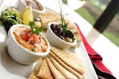 Tapas Platter Stock Photos