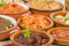 Tapas Royalty Free Stock Photos