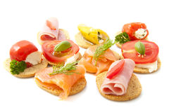 Tapas time Royalty Free Stock Photo