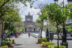 Tapatía square Stock Images