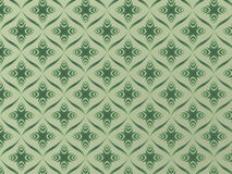 Tapeçaria verde Imagem de Stock Royalty Free