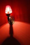 Tapeçaria vermelha Imagens de Stock Royalty Free