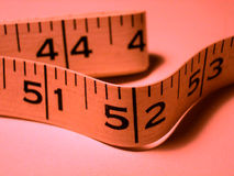 Tape 2. This is a tape measure stock photography