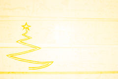Tape Art Christmas Tree. Christmas background.Tape Art Christmas Tree Vector Illustration