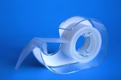 tape in dispenser Royalty Free Stock Images