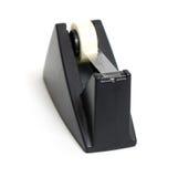 Tape dispenser. On a white bg royalty free stock photos