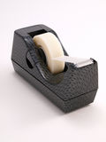 Tape dispenser side view Stock Images