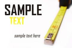 Tape-line Stock Photos
