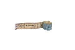 Tape line Stock Photos
