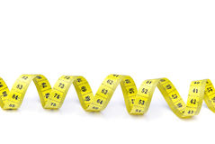 Tape measure 01 Royalty Free Stock Images