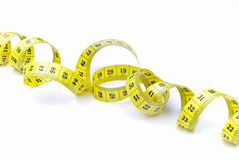 Tape measure 03 Royalty Free Stock Image