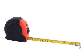 Tape Measure. Isolated on white Royalty Free Stock Photos