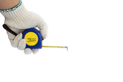 Tape-measure Stock Images