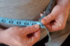 Tape Measure 2 Stock Images