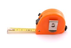 Tape-measure Royalty Free Stock Photos