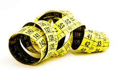 A tape measure Royalty Free Stock Photography