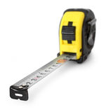 Tape measure front Royalty Free Stock Photo