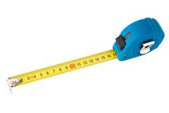 Tape measure isolated Royalty Free Stock Photo