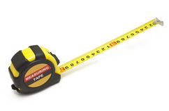 Tape measure isolated Royalty Free Stock Photography