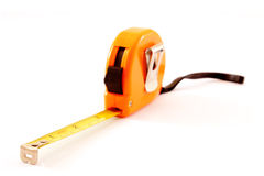 Tape Measure isolated Stock Image